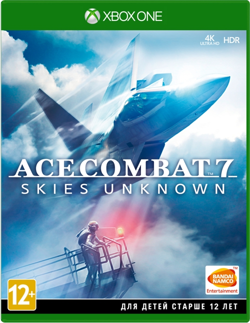 Ace Combat 7: Skies Unknown (Рус)