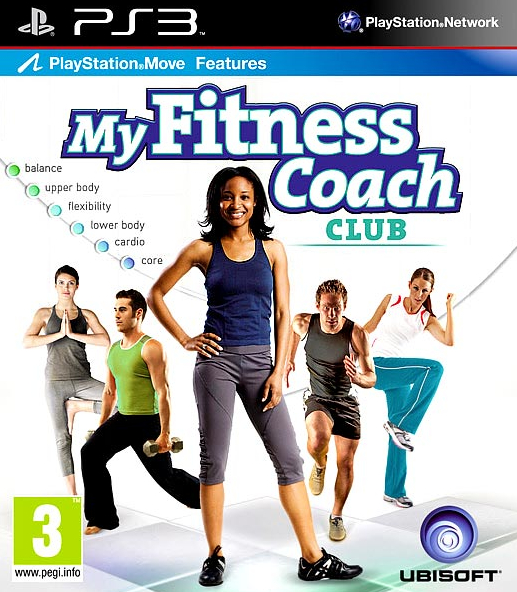 My Fitness Coach Club (поддерживает PS Move)
