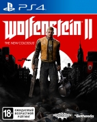 Wolfenstein II: The New Colossus (Рус)