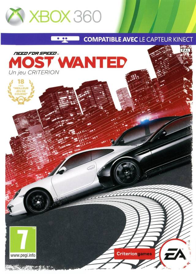 Need for Speed Most Wanted (Рус)