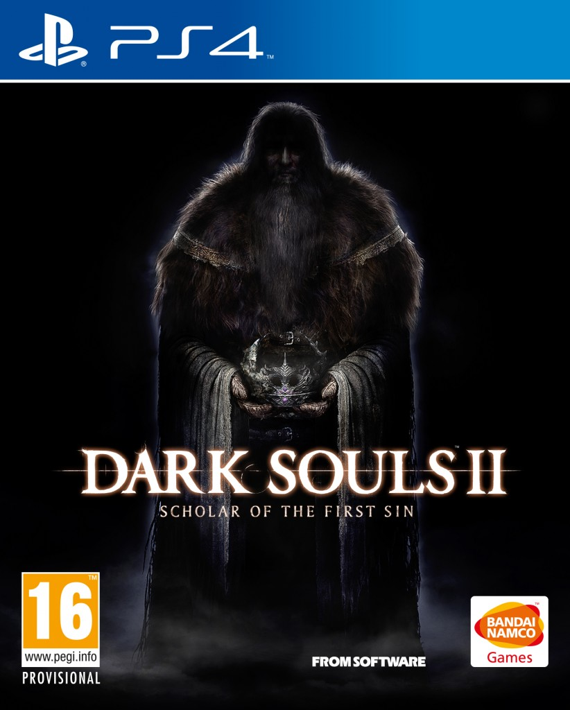 Dark Souls II: Scholar of the First Sin (Рус)