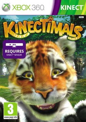 Kinectimals (для Kinect)