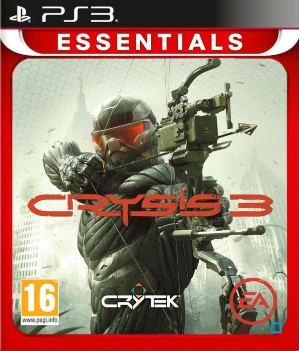 Crysis 3 (Essentials) (Рус)