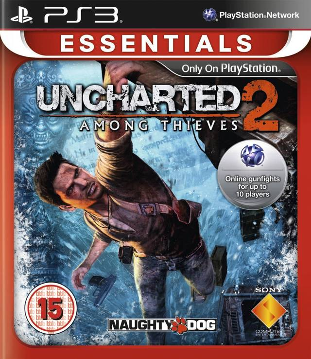 Uncharted 2: Among Thieves (Pус)