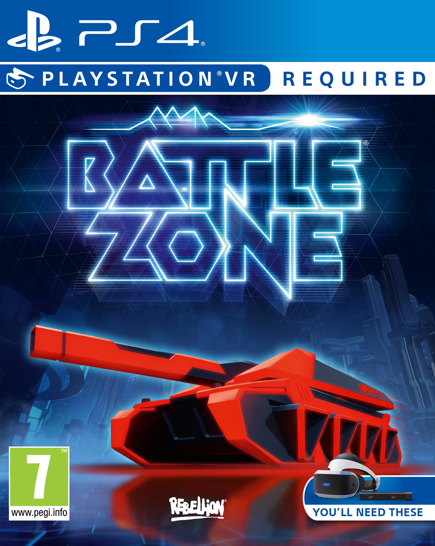 Battlezone (��� PS VR) (���)