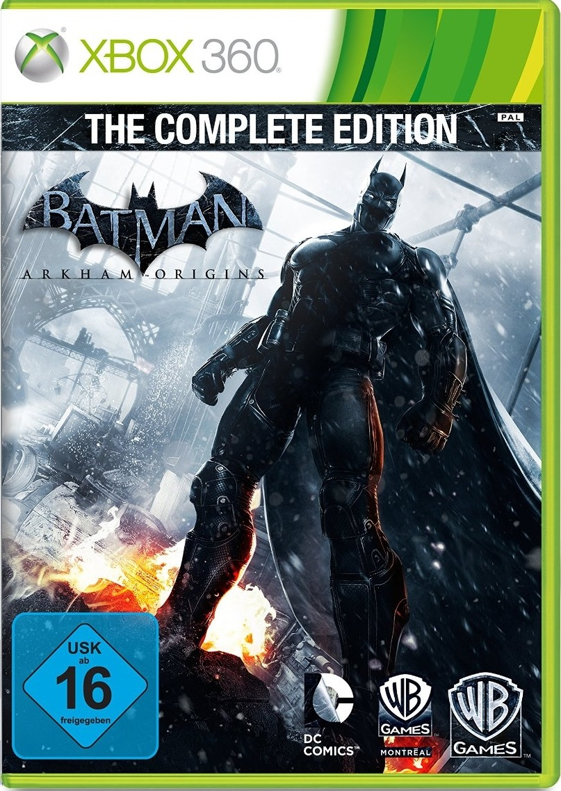 Batman: Arkham Origins Complete Edition (Batman: Летопись Аркхема Полное Издание)