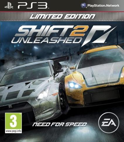 Need for Speed Shift 2 Unleashed  Limited Edition (Рус)
