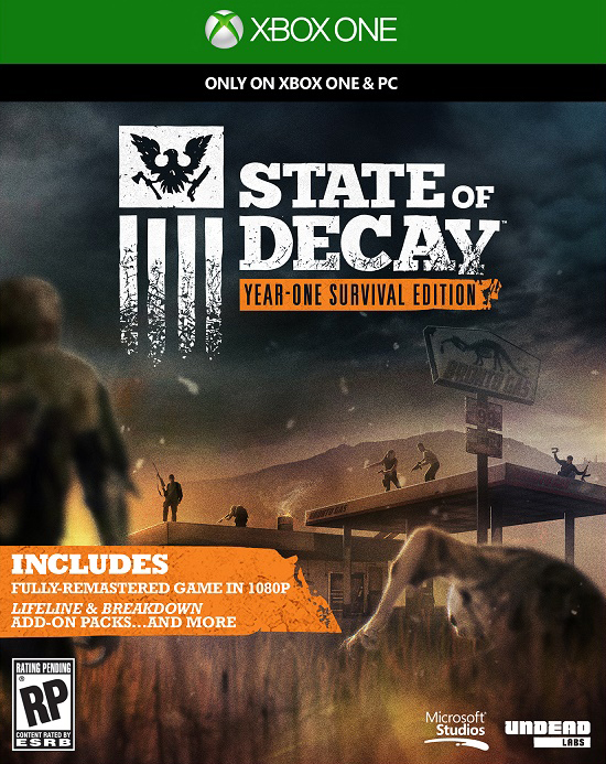 State of Decay Year One Survival Edition (Рус)