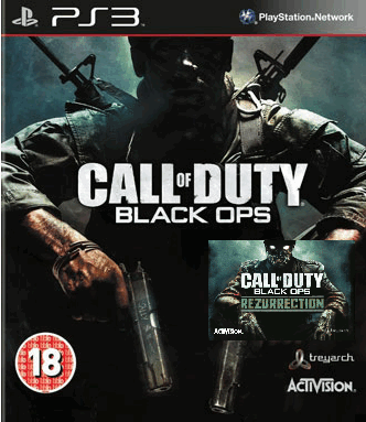 Call of Duty: Black Ops Zombie Edition