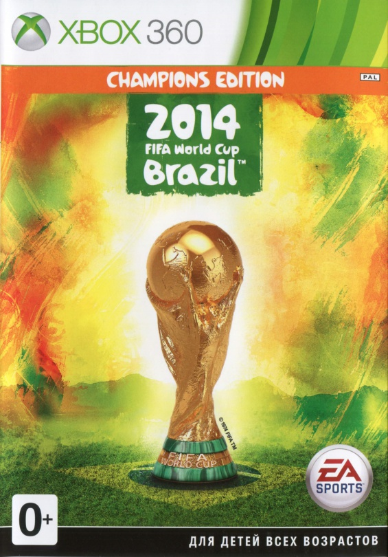 FIFA 2014 World Cup Brazil. Champions Edition