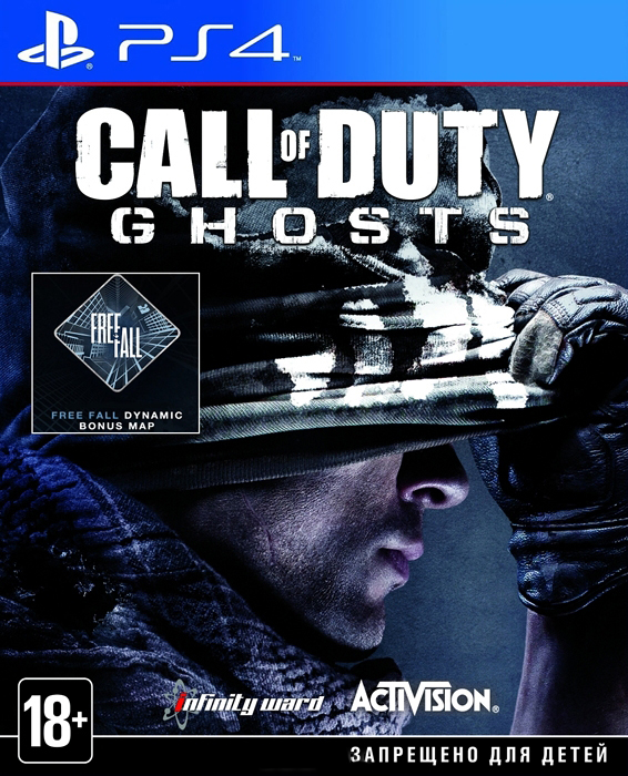 Call of Duty Ghosts Free Fall Edition