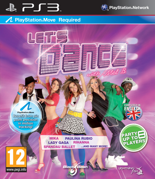 Let's Dance with Mel B (для PS Move)
