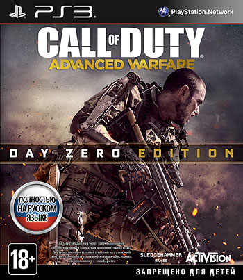 Call of Duty: Advanced Warfare Day Zero Edition (���)