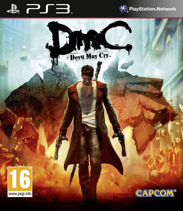 DmC: Devil May Cry (Рус)