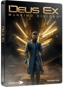 Deus Ex: Mankind Divided Steelbok Edition (Рус)