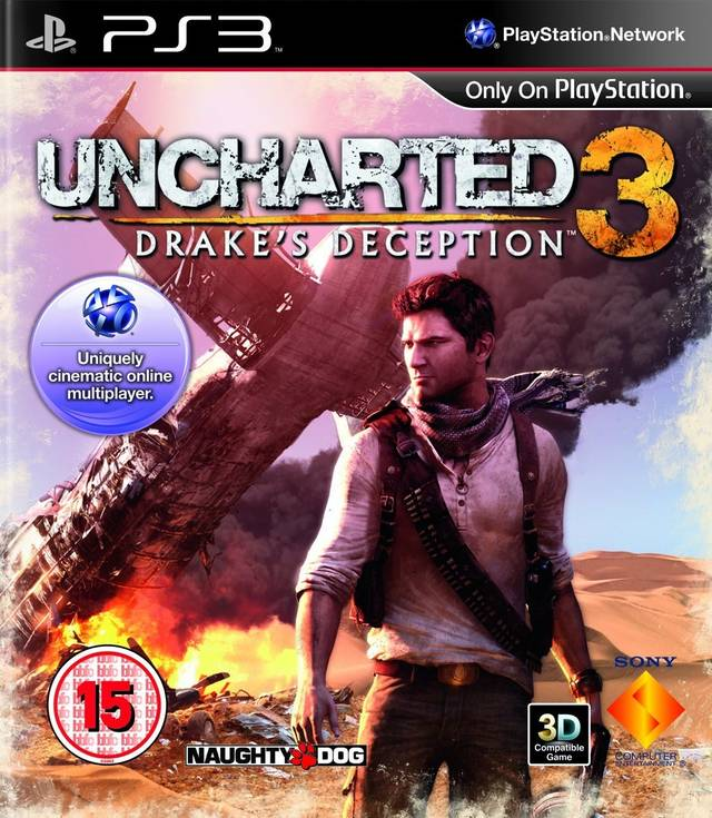 Uncharted 3: Drakes Deception (Pус)