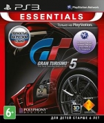 Gran Turismo 5 (Essentials) (Pус)