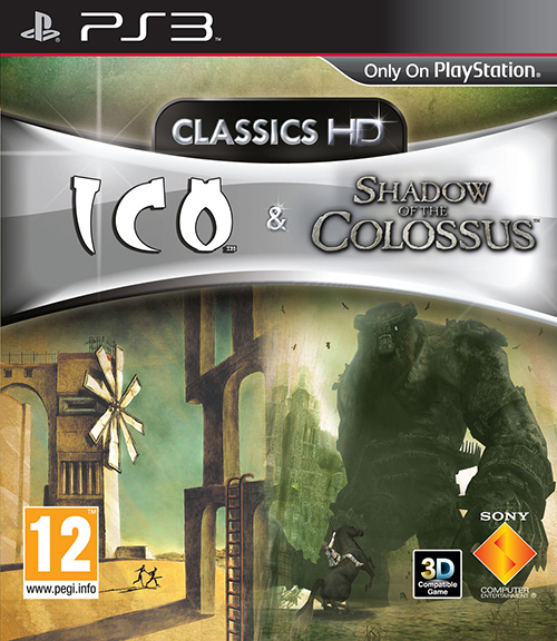 ICO & Shadow of Colossus Collection