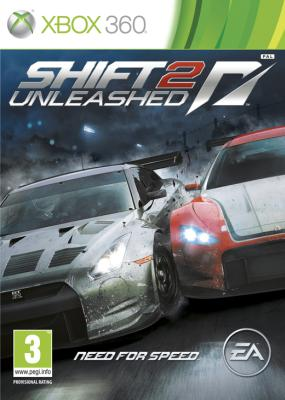 Need for Speed Shift 2 Unleashed (Русские субтитры)