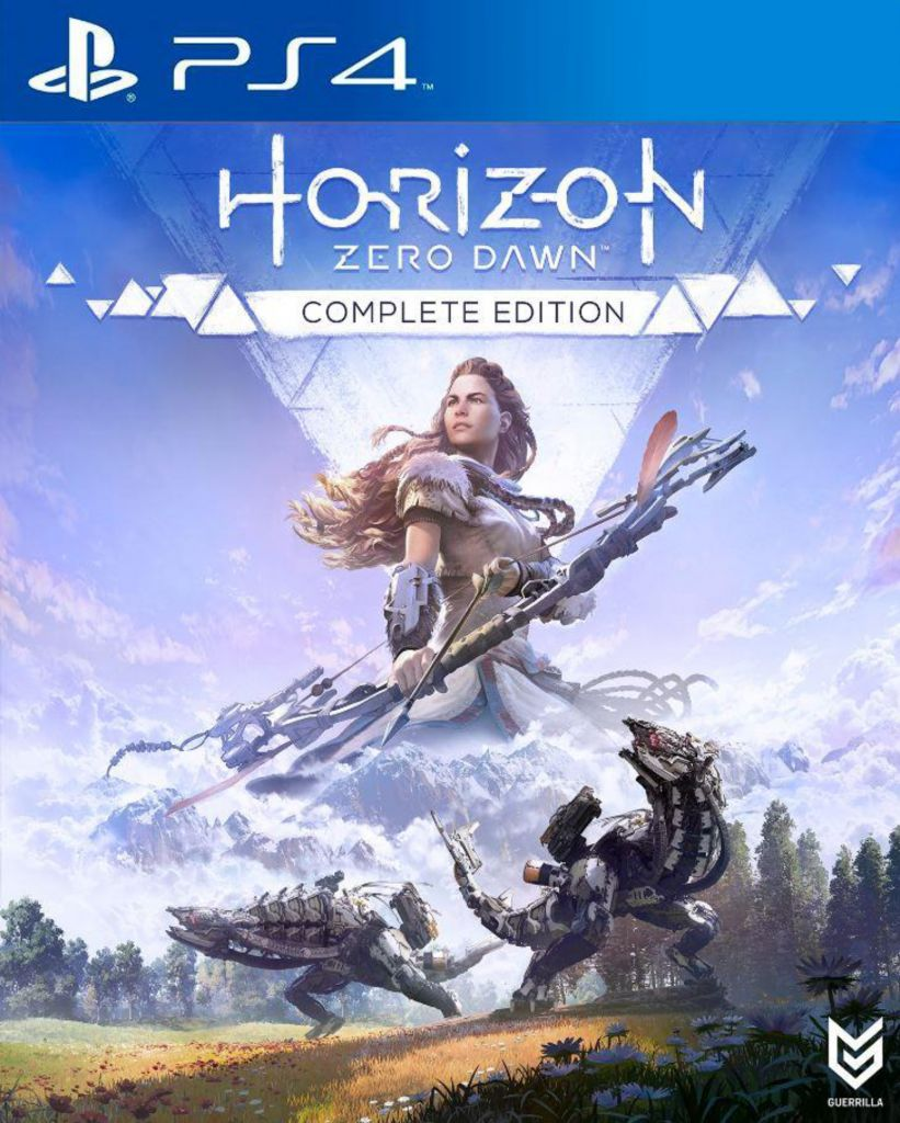 Horizon: Zero Dawn Complete Edition (Рус)