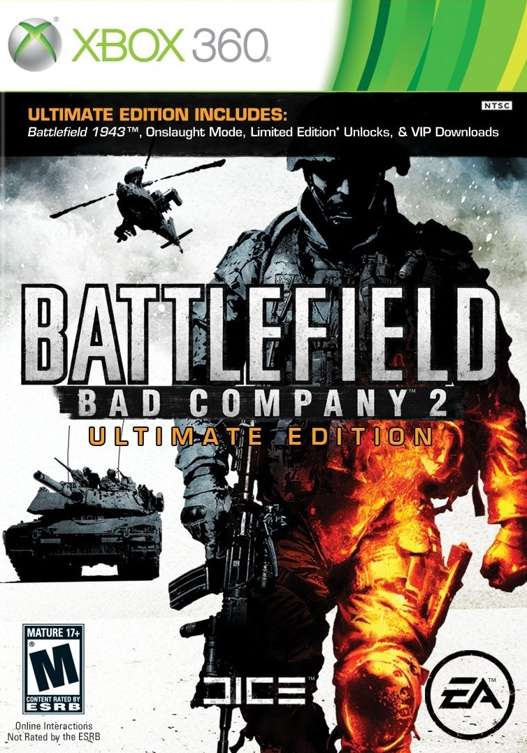 Battlefield: Bad Company 2 (Рус)  Ultimate Edition