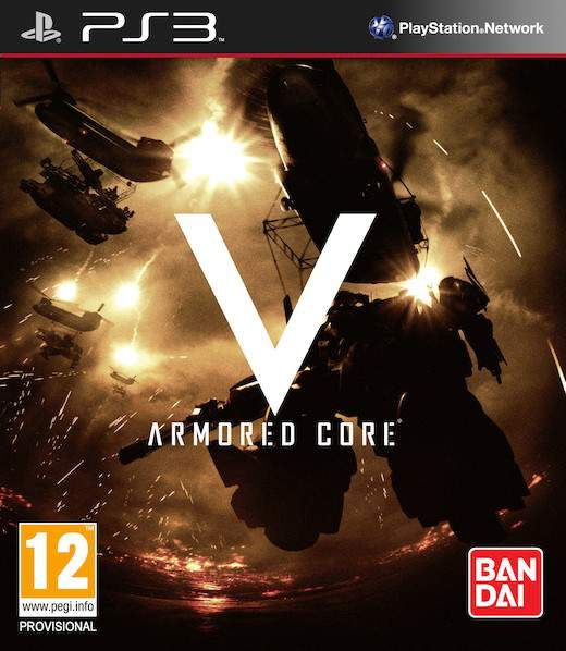 Armored Core V (5)