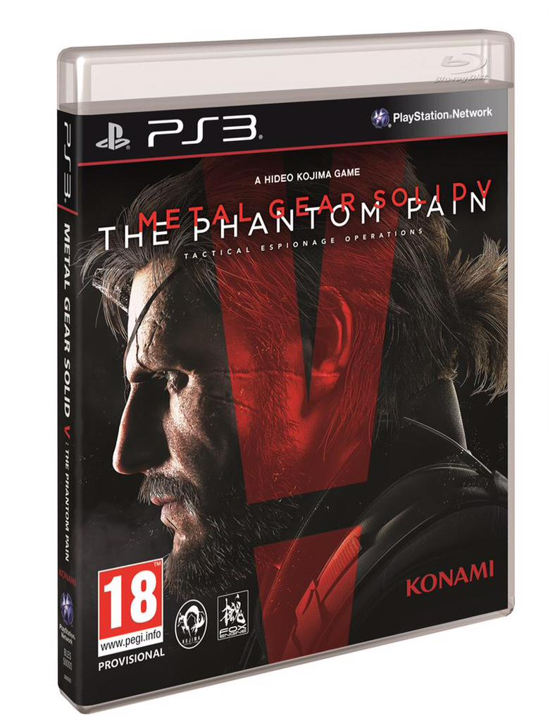 Metal Gear Solid V (5): The Phantom Pain Day 1 Edition (Рус)