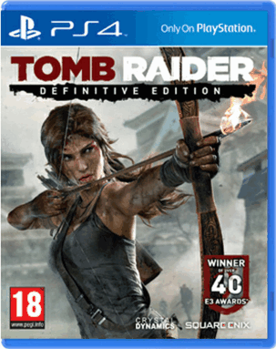 Tomb Raider Definitive Edition (Рус)