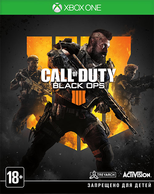 Call of Duty: Black Ops IIII (4) (Рус)