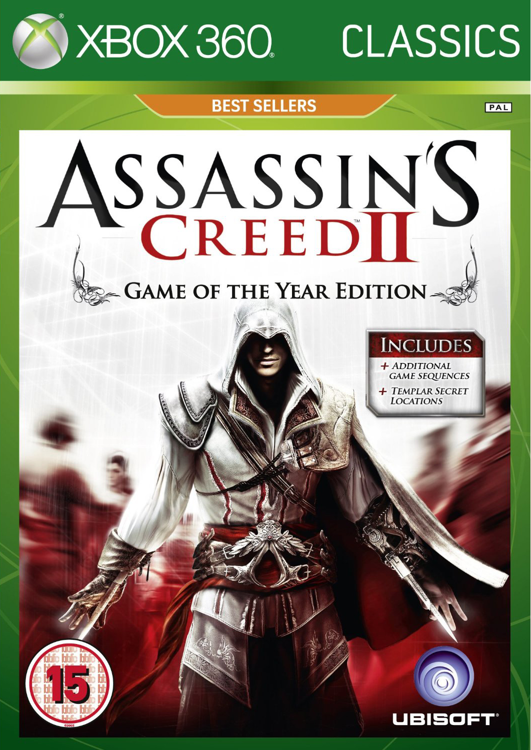 Assassins Creed II (2) Game of The Year Classics