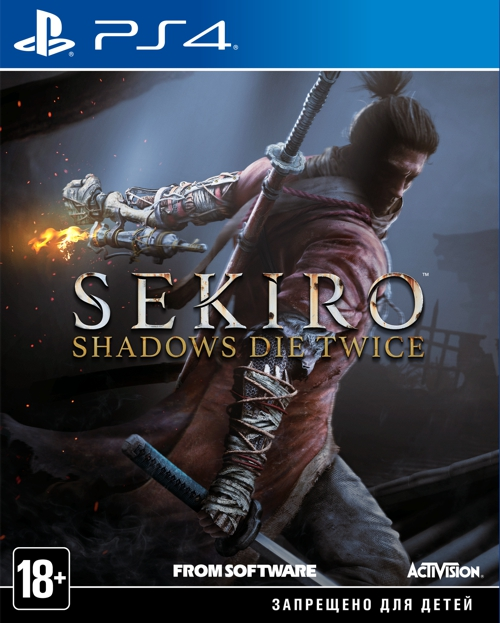 Sekiro: Shadows Die Twice (Рус)
