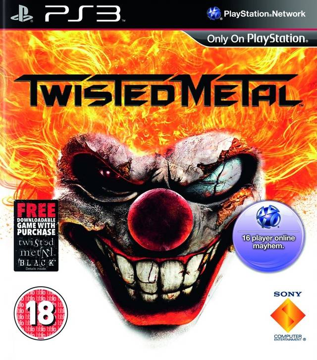 Twisted Metal (Скрежет Металла) (Рус)