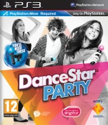 Dance Star Party (для PS Move)