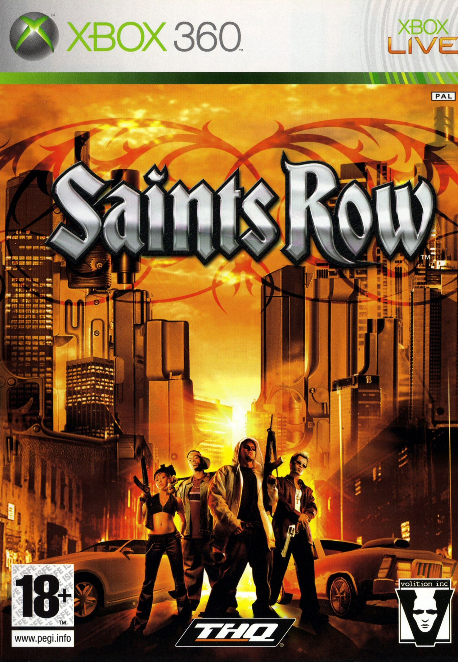 Saints Row Classics