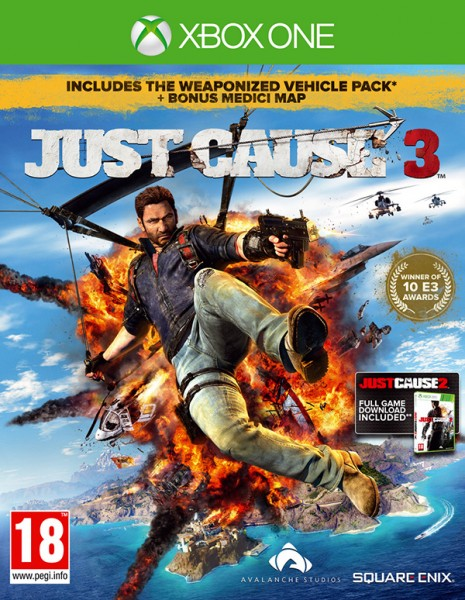 Just Cause 3 Special Edition