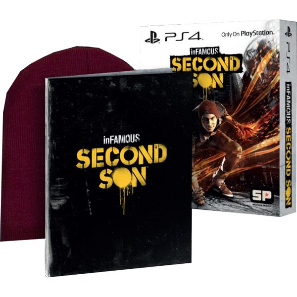 inFAMOUS: Second Son (Второй сын) Special Edition (Рус)