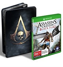Assassin's Creed 4 (IV) Black Flag (Чёрный Флаг) Skull Edition (Рус)