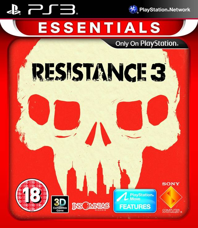 Resistance 3 (Рус)