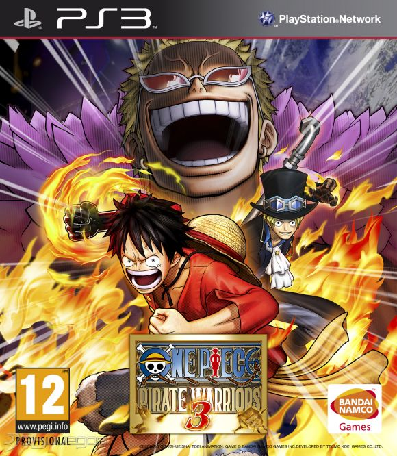 One Piece Pirate Warrior 3