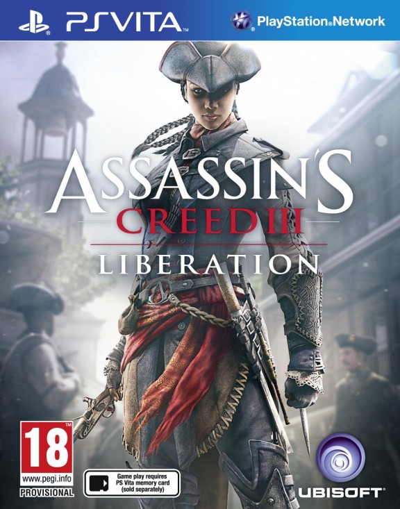 ��� �� �������� Assassin's Creed III (3): Liberation