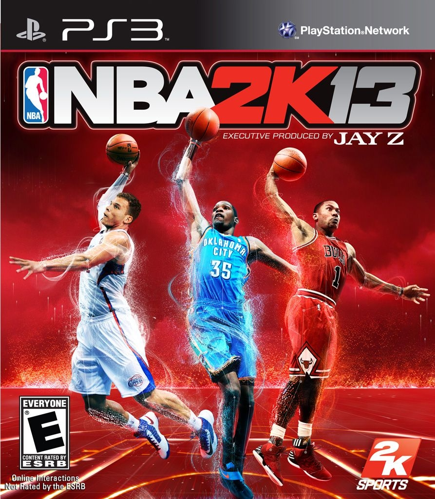 NBA 2K13 All-star Content pack
