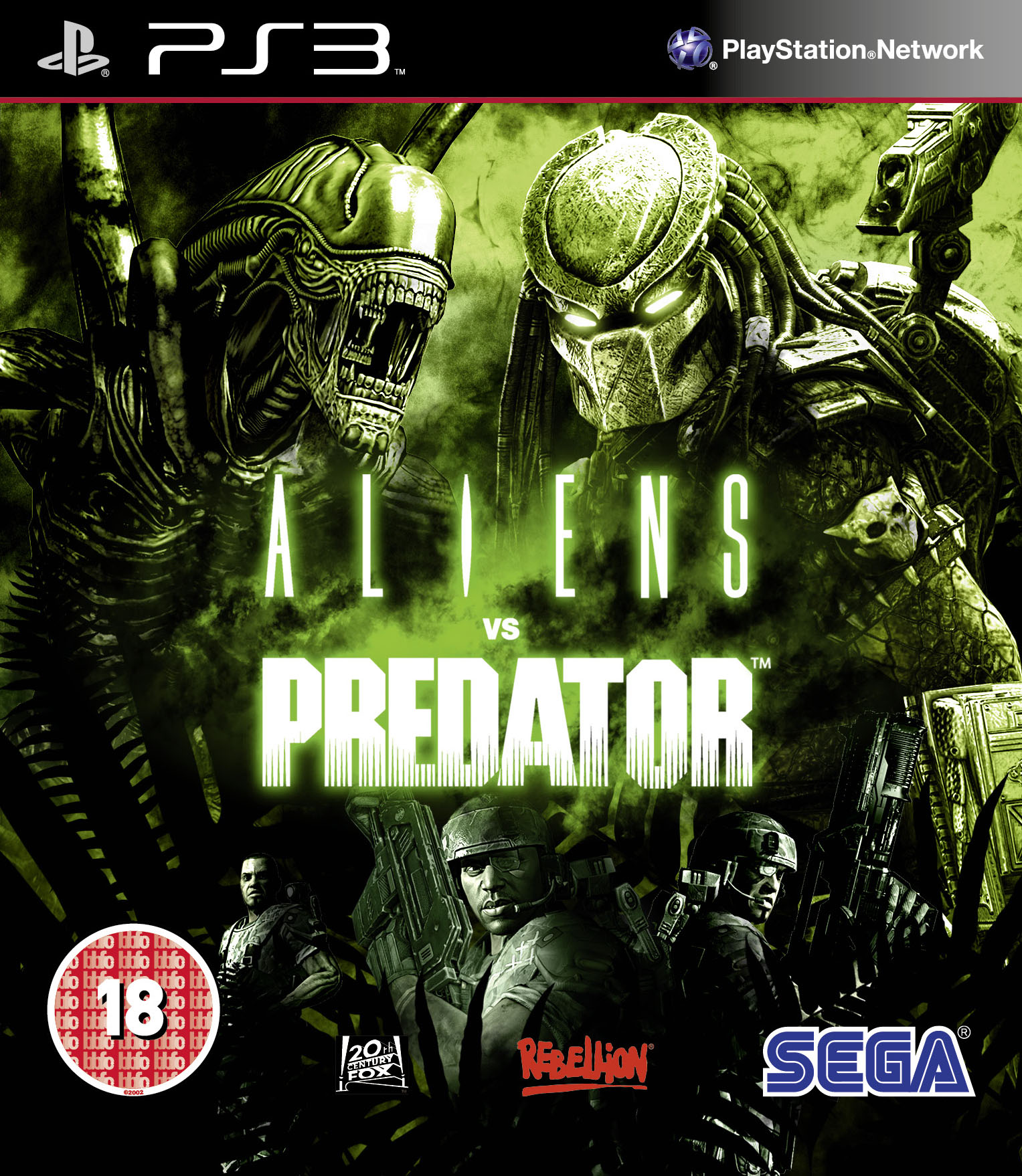 Aliens vs Predator (Рус)