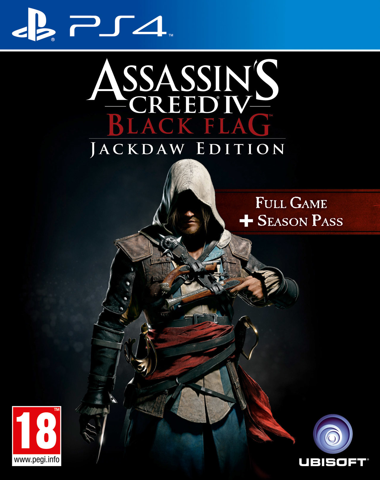 Assassins Creed 4 (IV): Black Flag (Чёрный Флаг) Jackdaw Edition (Рус)