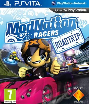 ModNation Racers: Road Trip (Рус)
