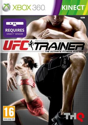 UFC Personal Trainer: The Ultimate Fitness System (для Kinect)
