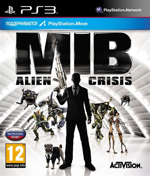 Men in Black: Alien Crisis (������������ PS Move)