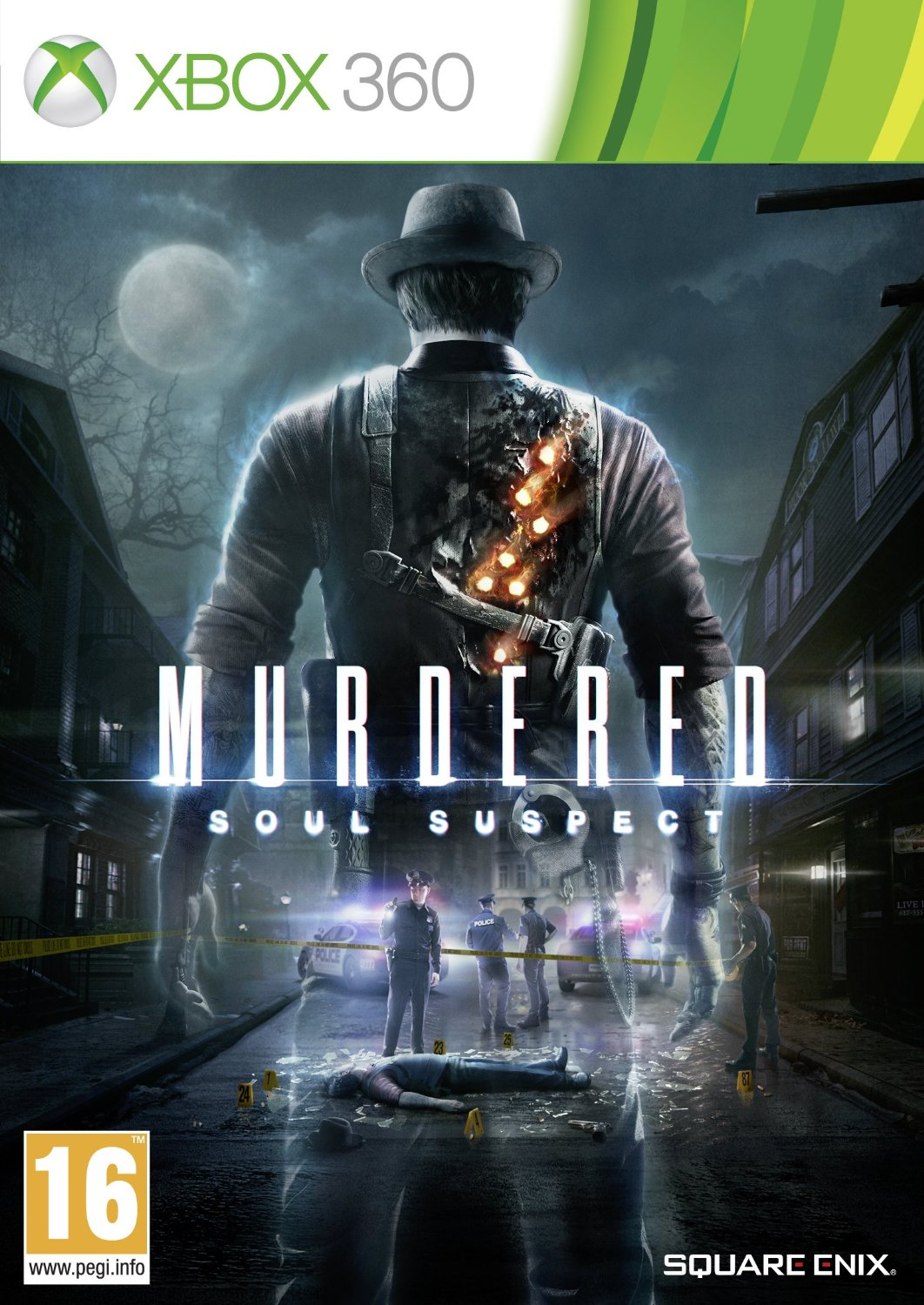 Murdered: Soul Suspect (Рус)