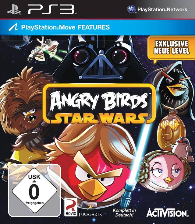 Angry Birds. Star Wars (для PS Move)