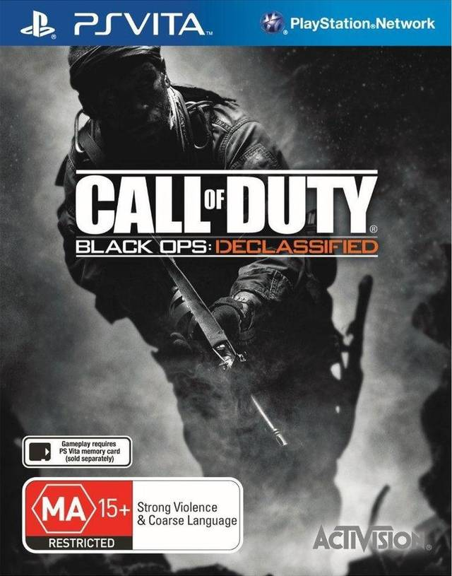 Call of Duty: Black Ops Declassified (����.) (��� �� ��������)