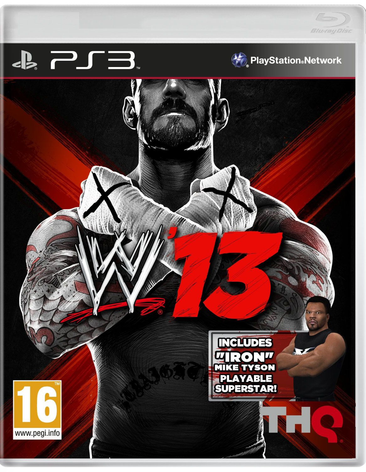 WWE 13: Limited - Mike Tyson Edition